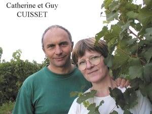 Catherine et Guy Cuisset, Chateau Grinou