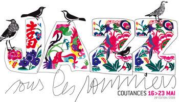 Coutances Jazz festival 2009 poster
