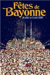 bayonne-fete poster