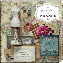 book cover for flea markets of France