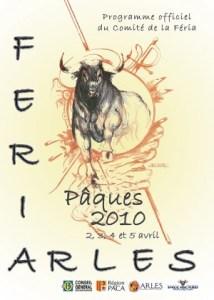 arles feria 2010 poster