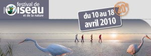 Somme Bird Festival banner