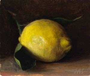 citron de nice by Julian Merrow-Smith