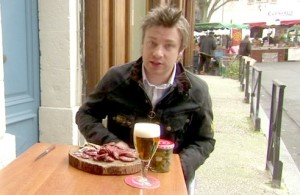 Jamie Oliver on Channel 4