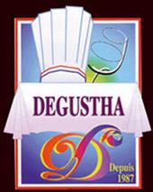 Logo DEGUSTHA 2010