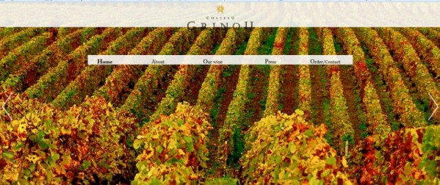 Website image for Chateau Grinou