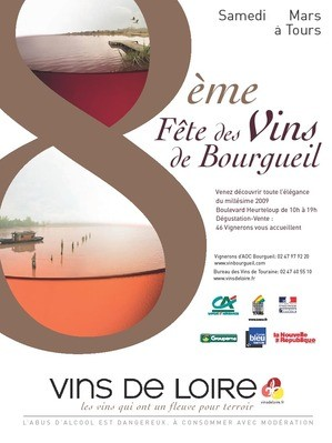 bourgueil wine fair