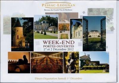 pessac-leognan poster