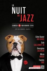 Nantes Jazz poster