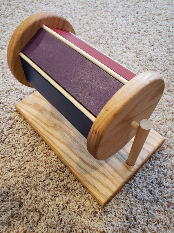Montessori Spinning Drum