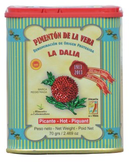 LDH450 Smoked Spanish Paprika - Hot