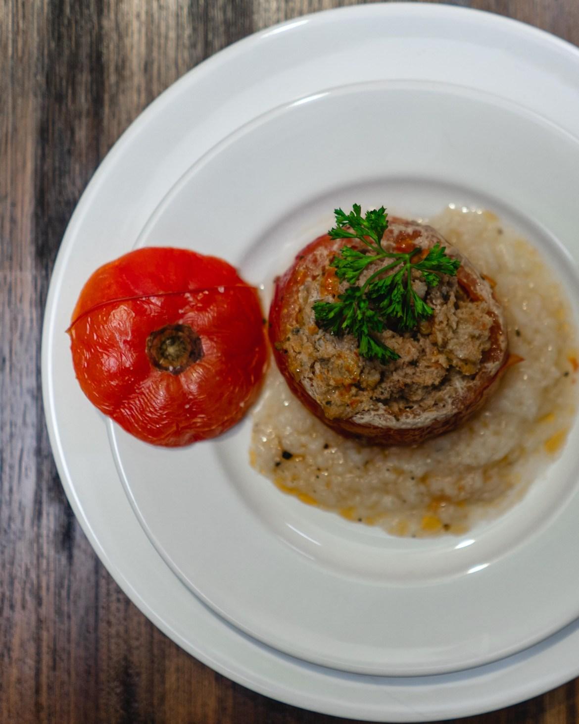 Stuffed Tomato Recipe