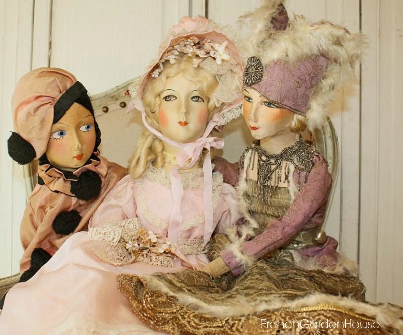 secret life of antiques oh you beautiful doll boudoir dolls rh frenchgardenhouse com
