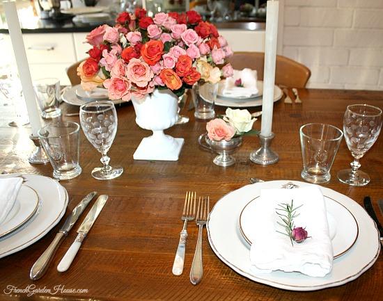 How To Entertain: Elegant Easy Dinner Party