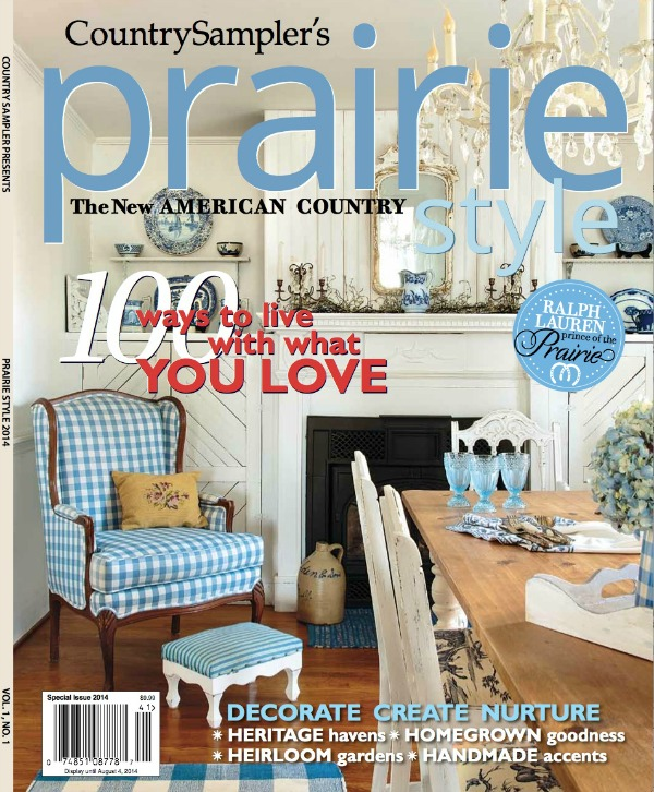 The New PRAIRIE STYLE Magazine