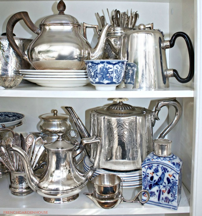 antiqueteapots