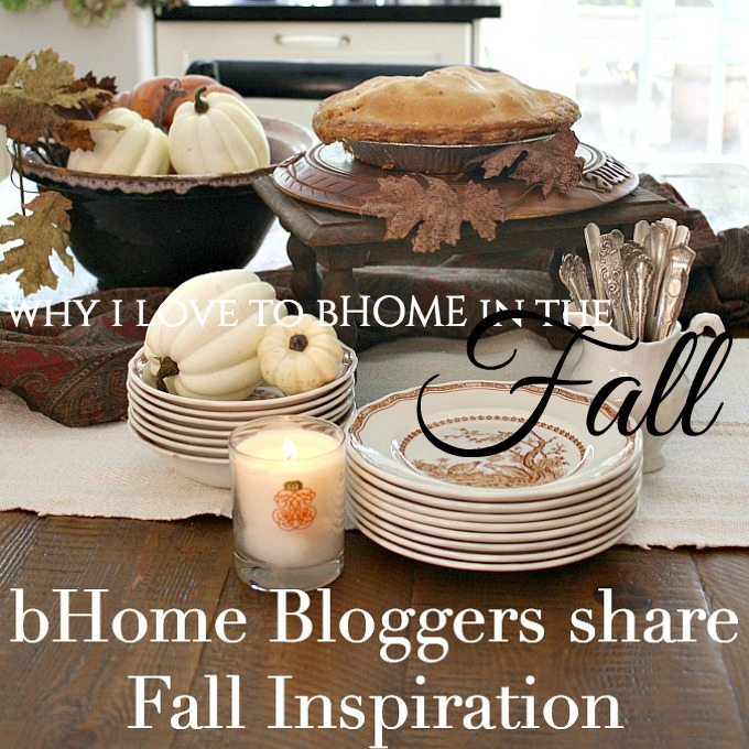 Day One of the bHome Fall Tour | Amazon $250 Giveaway