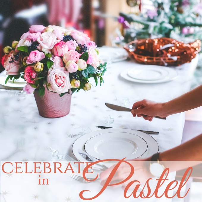 Celebrate the Holidays in PASTEL