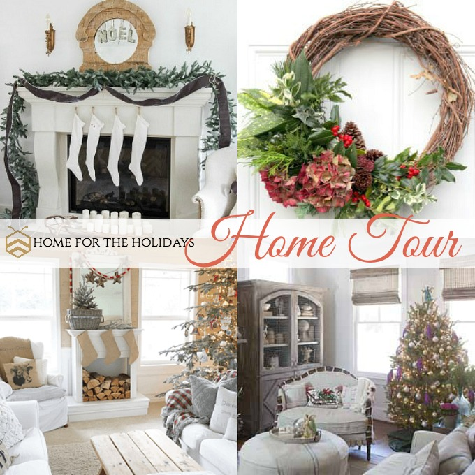Home for the Holiday bHOME TOUR | DAY 2 & 3 & 4