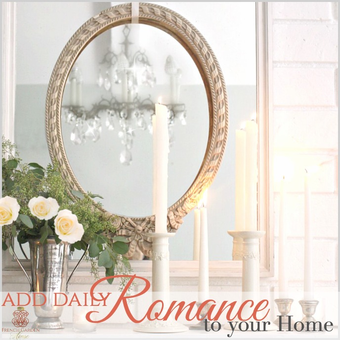 How to Add Daily Romance to Your Home