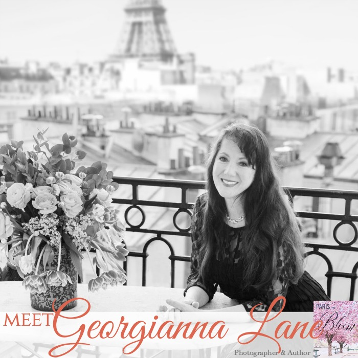 PARIS IN BLOOM | Meet Georgianna Lane