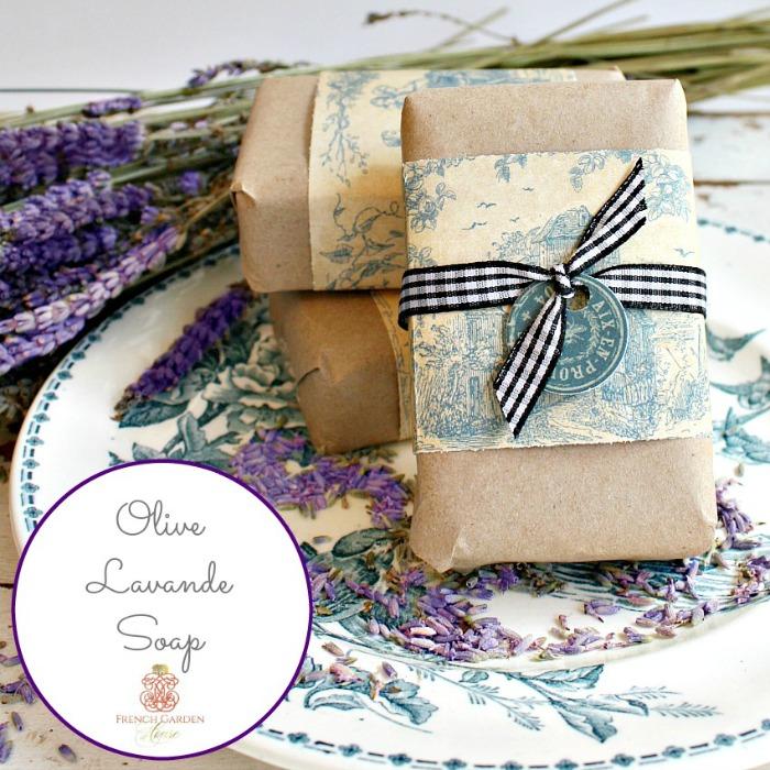 ProvenceOliveLavandeSoapBar