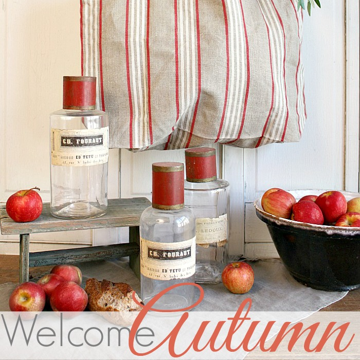 WELCOME AUTUM