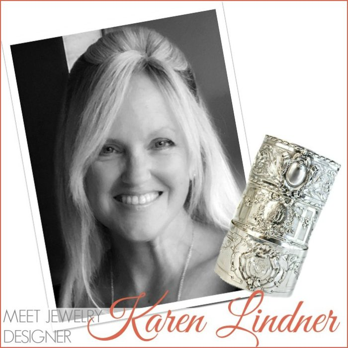 Brilliant Friends | MEET JEWELRY DESIGNER KAREN LINDNER