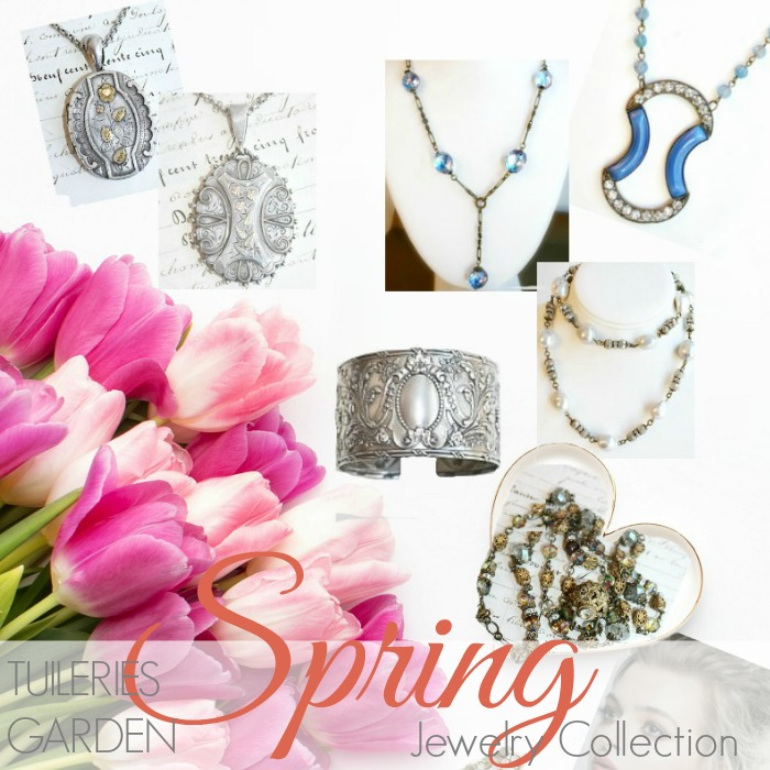 THE TUILERIES SPRING GARDEN JEWELRY COLLECTION