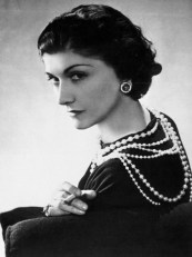 In Chanel's footsteps…