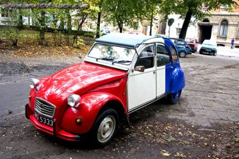 The 2 CV: A French legend