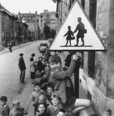 Once upon a time, French schools