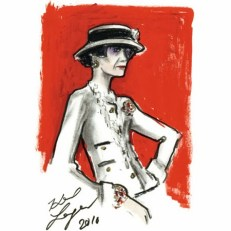 Il était une fois, Gabrielle Chanel… Once upon a time, Gabrielle Chanel…
