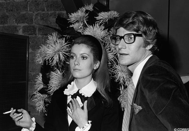 Yves St Laurent
