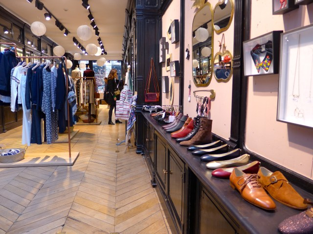 Paris boutique shopping in s de la fressange paris french girl in seattle - Paris shopping boutiques ...
