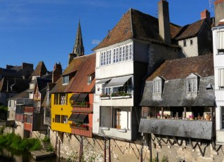 Small Town France: Argenton-sur-Creuse