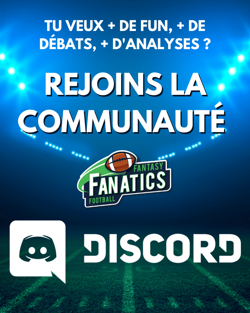 Fantasy Football sur Discord