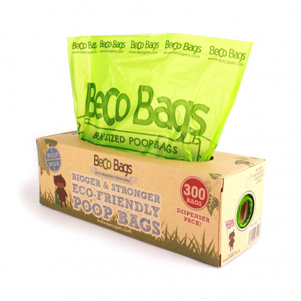 bolsas excrementos perros dispensador becobags