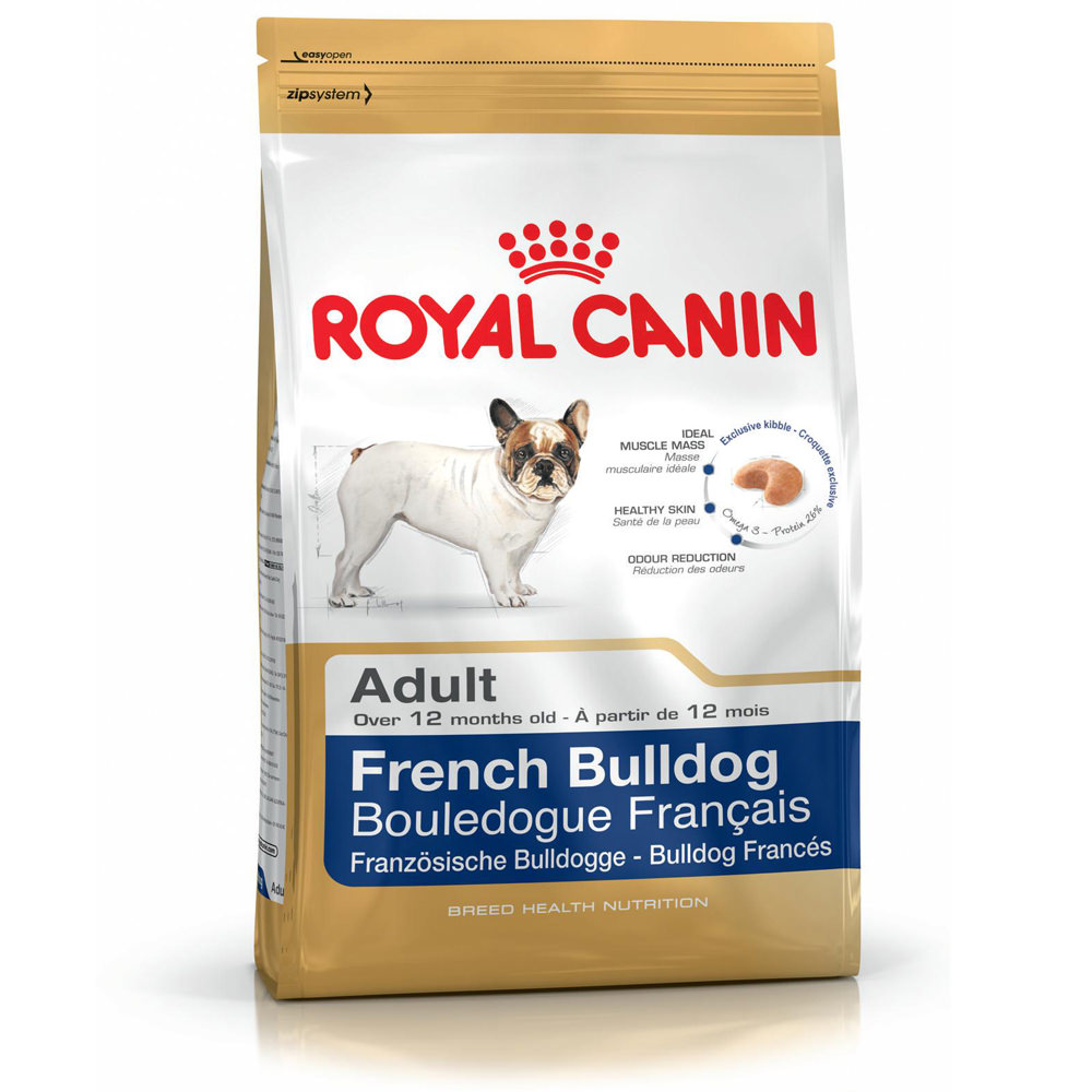 pienso perros royal canin bulldog frances adulto