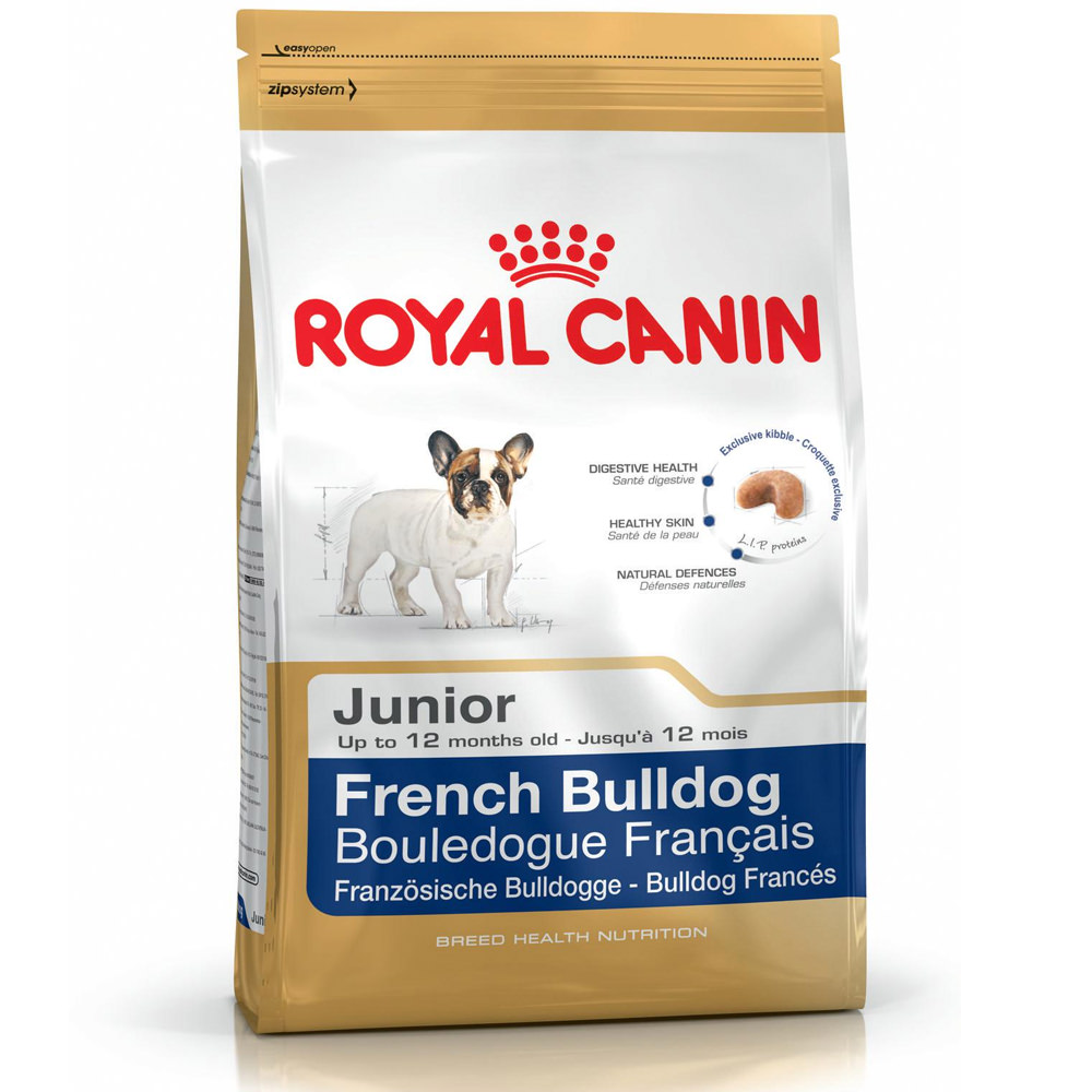 pienso perros royal canin bulldog frances junior