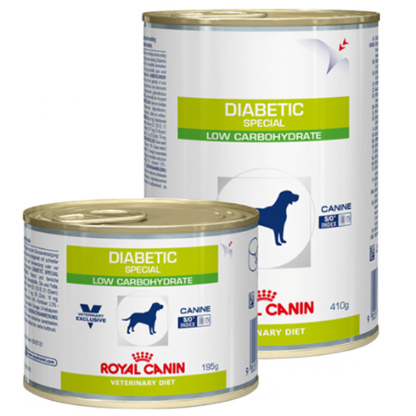 comida humeda perro royal canin dieta diabetic special low carb diabetes