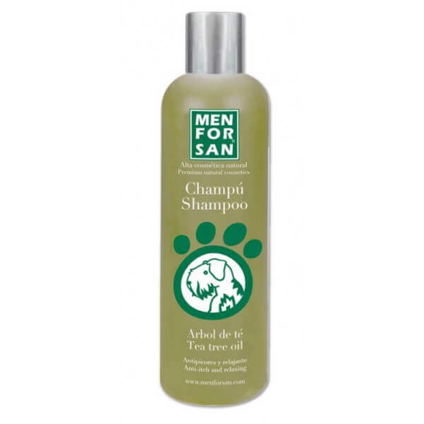 champu perros menforsan natural alergias antipicor arbol te 300ml
