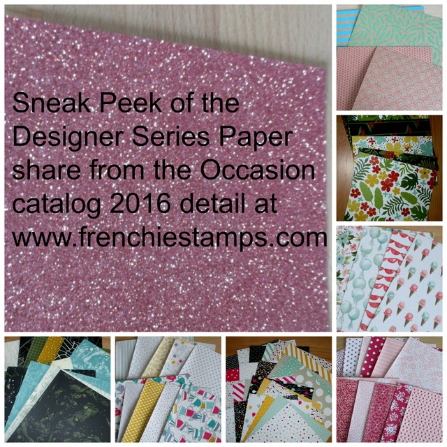 2016 Occasion Catalog Paper share