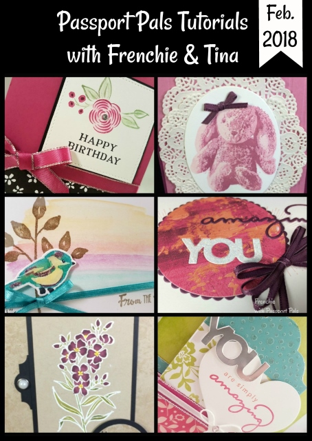 Sweet Little Smething, Amazing You, Petal Palette, Stampin'Up!