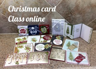 Mega Christmas Class online with Frenchie and Holly