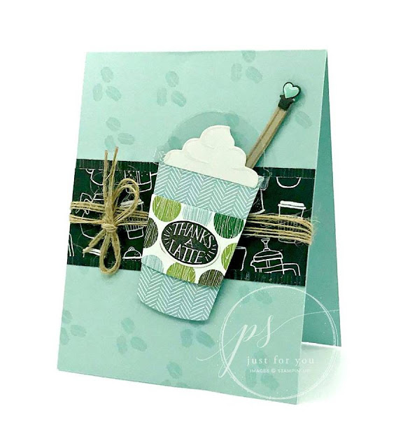 Coffee Cafe Bundle save 10%, Stampin'Up!, Frenchiestamps