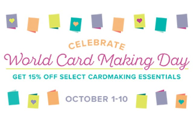 world card making Stampin'Up! special 2 FREE Fast Fuse