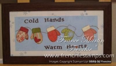 Cold Hand Frame