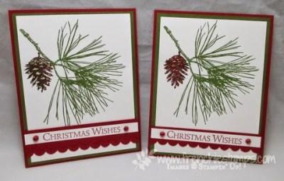 Ornamental Pine Simple