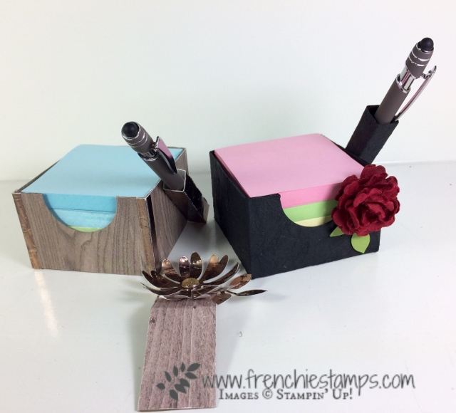Post It Note Holder His and Hers Live on Youtube